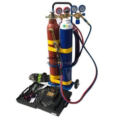 Mobilny zestaw do spawania i cięcia GCE