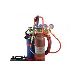 Zestaw do spawania i cięcia tlen - acetylen