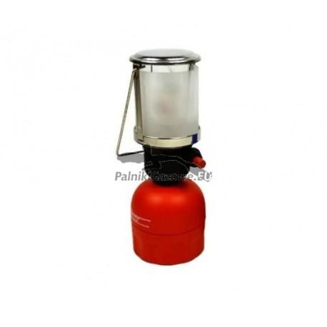 Lampa gazowa z zapalarką