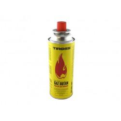 Kartusz gazowy / nabój gaz butan 400 ml TIROSS