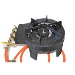 Taboret gazowy żeliwny 9,2 kW